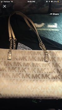 Mk purse slightly used. No rips Metairie, 70006