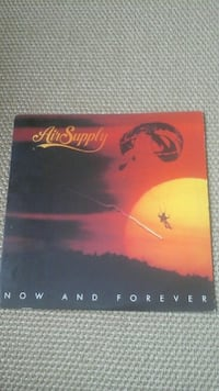 Air Supply Now and Forever album Courtice, L1E 2W2