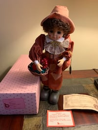 Collectible doll Cranford, 07016