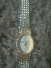 Womens gold cross watch Oklahoma City, 73149