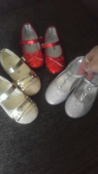 Girls Dress Shoes.  Toddler Size 7