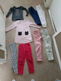 Size 5-6 girl clothes Calgary, T3G