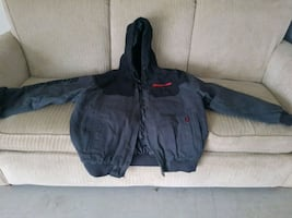 Snap on jacket xl