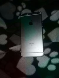 silver iPhone 6 with case Goldsboro