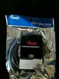 Rosewill CAT5E 7' Ethernet Cord Nashua, 03064