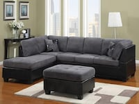 5 COLORS AVAILABLE!! SOFA,STORGAE BOX AND PILLOWS 799$ London