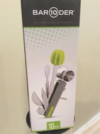 Bar10Der  (Utensils to garnish & create drinks) - New