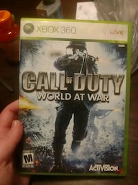 Xbox 360 COD: World at War Waterford, 45786