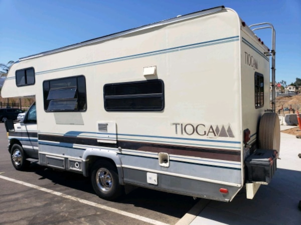 Used 1995 Tioga Class C Motorhome, Runs Great for sale in ...