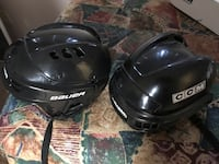 Hockey Helmets (X-small & small) Barrie