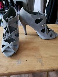 Aldo shoes,  grey suede  size 9 brand new, without original package  Philadelphia, 19143