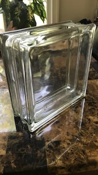 clear glass container with lid Laurel, 20724