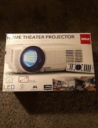 RCA Home Theater Projector Leesburg, 20176