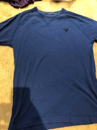 Blue American Eagle Thermal