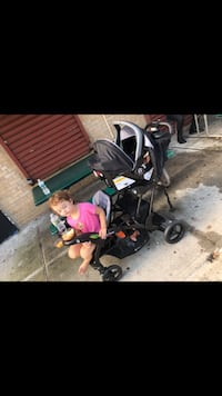 Brand new double stroller baby trend New York, 11214