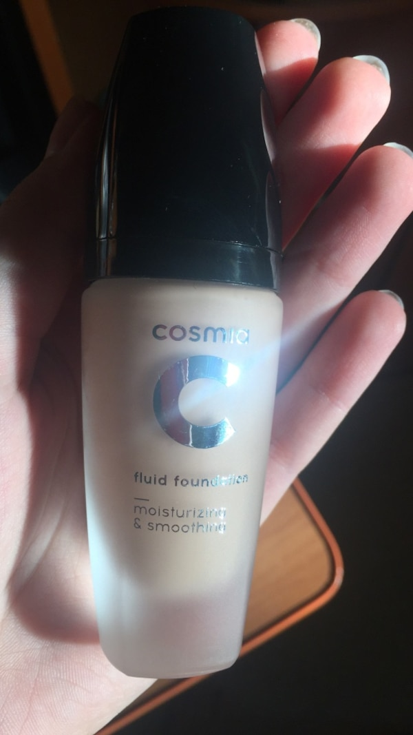 Бутылка Cosmia Fluid Foundation