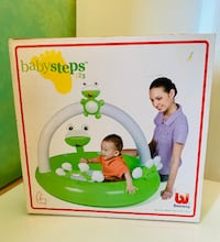 Baby Steps best way - Inflable para bebe Barcelona