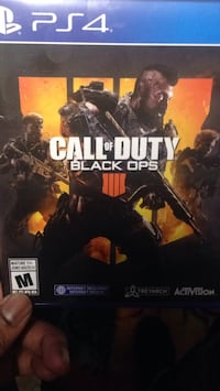 Call of Duty Black Ops III PS4 game  Toronto, M6M