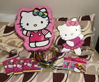 Hello Kitty Party items Surrey, V3W 1Y6