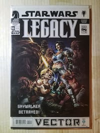 Stat Wars Legacy 30 (9.4) NM (vector part 11)4