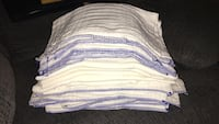 15 cloth diapers excellent condition