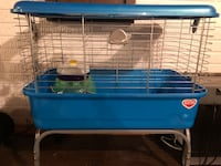 blue and white pet cage Onsted, 49265