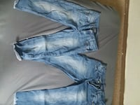 Same pair of jeans size 7 &9  Bloomington, 47403