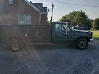 1994 Chevy Cheyenne 4X4 3500 6.5 turbo diesel dully with service body Martinsburg