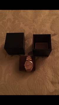MICHAEL KORS WATCH NEW IN BIX WITH TAGS Los Angeles County