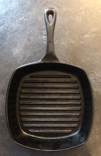"Emeril Cast Iron Grill Pan - 10"" Tully, 13159"
