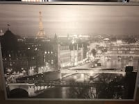 "55"" w x 39 "" h Paris Picture San Antonio, 78229"