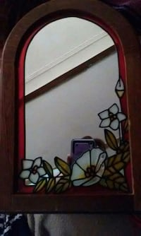 Stained glass mirror Ranson, 25438