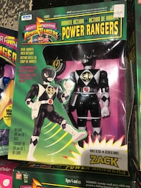 Power rangers from 1993