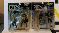 2 unopened Kiss figures Hopewell Junction, 12533