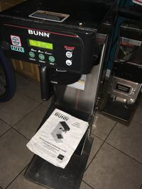 Bunn Coffee/Tea Machine New York, 10473
