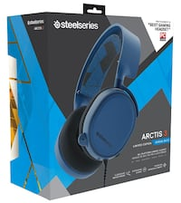 NEW SteelSeries Arctis 3 All-Platform Gaming Headset Blue  Toronto