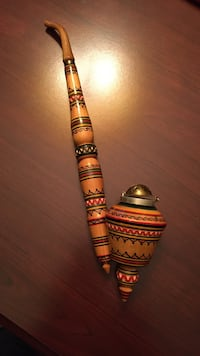 Gorgeous hand made pipe from Ukraine. Over 30 years old Edmonton, T6J