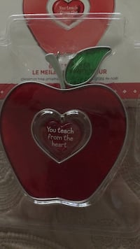You teach from the heart brand new Vaughan, L4K 2L3