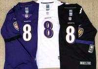 Lamar Jackson Ravens jerseys all sizes Baltimore