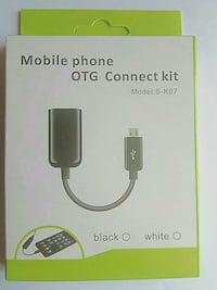 OTG connect kit model :s-k07 Москва, 105318