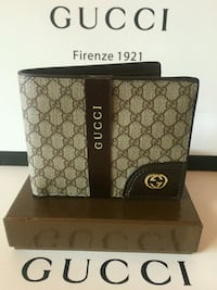 Awesome Golden Brown Wallet in Box Mississauga, L4Z 4K5