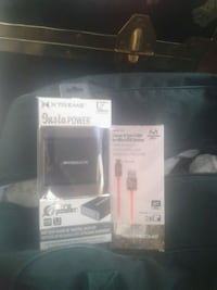 Battery bank..w display..6 ft charger..sync cable Winnipeg, R2H 3C4