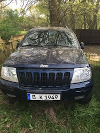 Jeep - Grand Cherokee - 2000 Berlin, 12107