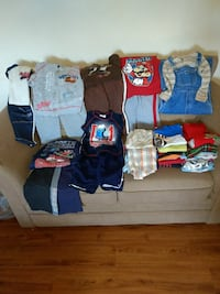 toddler's assorted clothes Mitchell, N0K 1N0