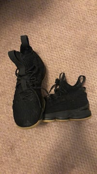 Pair of black adidas yeezy boost 350 Falls Church, 22043