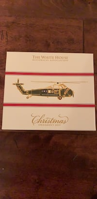 White House  Ornament 2019 Box never opened Fairfax Station, 22039