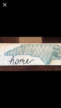 3ft NC string art sign  Wilmington, 28409
