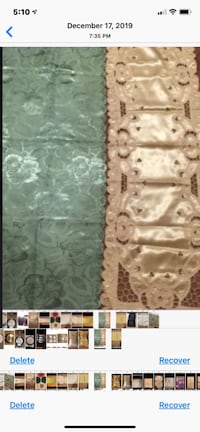 Table Cover Washable No iron needed Each 7.99