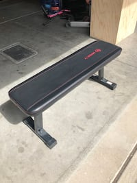 Weight Workout Bench