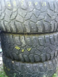3--295-70-18 ALLTERAIN TIRES Brandon, 39047